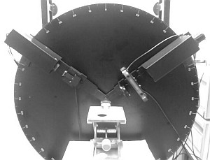 Photo of the Ellipsometer